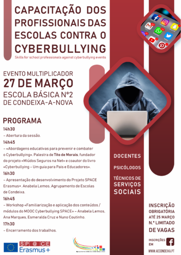 Space Project Erasmus + Cyberbullying