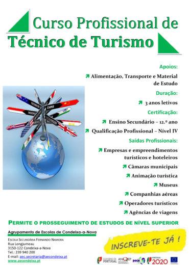 Cartaz Curso de TT